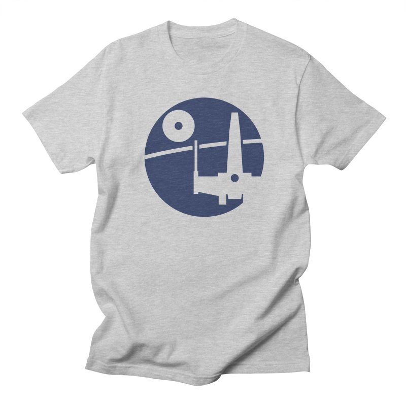 Yavin Mission Men's T-Shirt by J D STONE