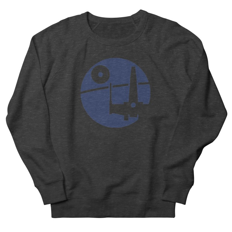 Yavin Mission Men's Sweatshirt by J D STONE