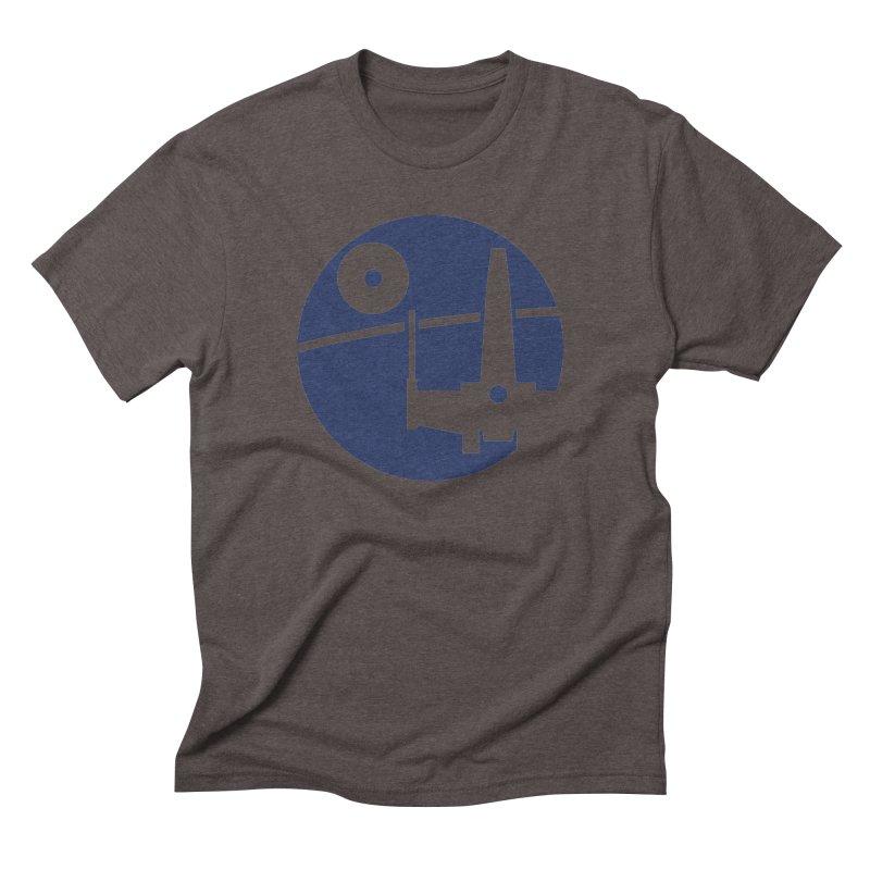 Yavin Mission Men's Triblend T-shirt by J D STONE