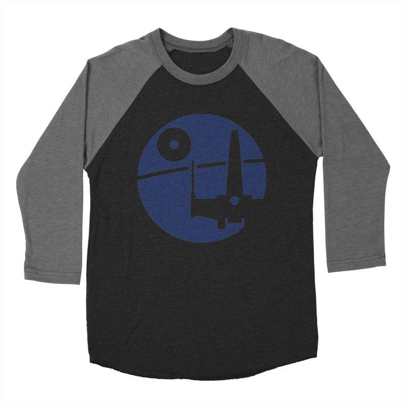 Yavin Mission Women's Baseball Triblend T-Shirt by J D STONE