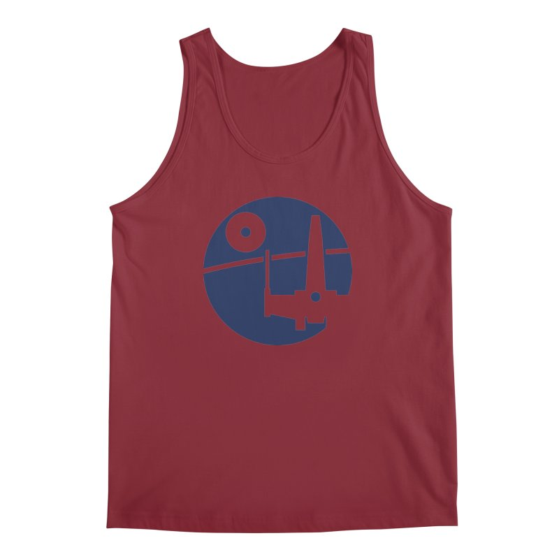 Yavin Mission Men's Tank by J D STONE