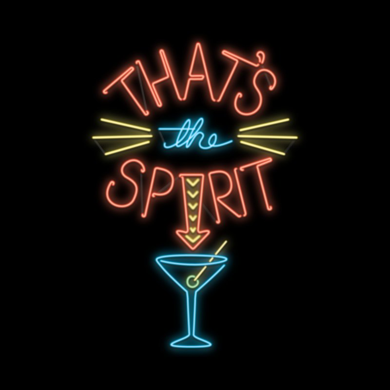That's The Spirit None  by J D STONE