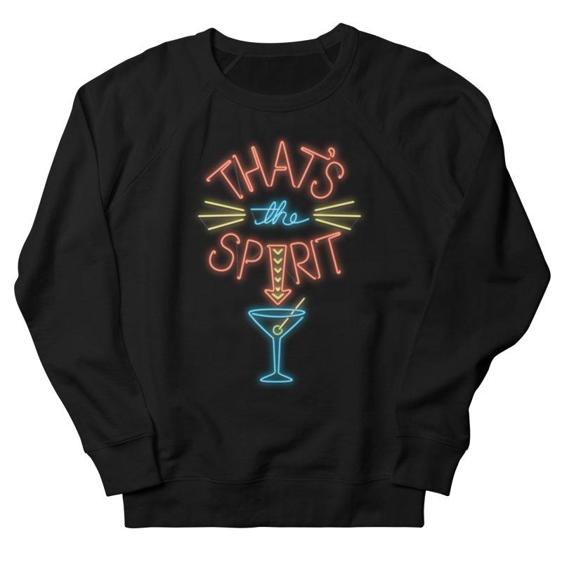 That's The Spirit Men's Sweatshirt by J D STONE