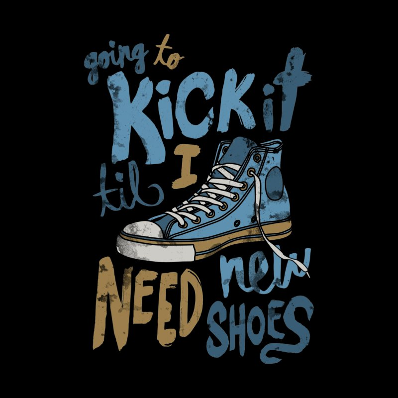 Kick It None  by J D STONE
