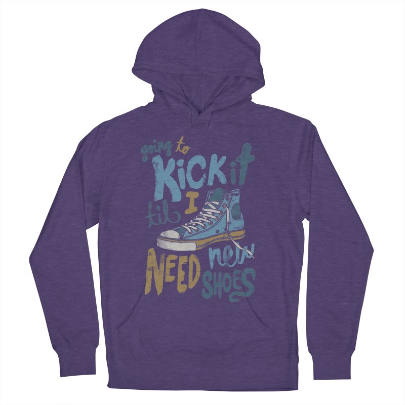Kick It Men's Pullover Hoody by J D STONE