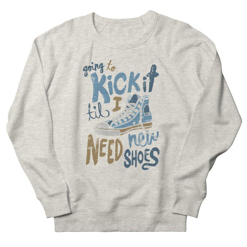 Kick It Women's Sweatshirt by J D STONE