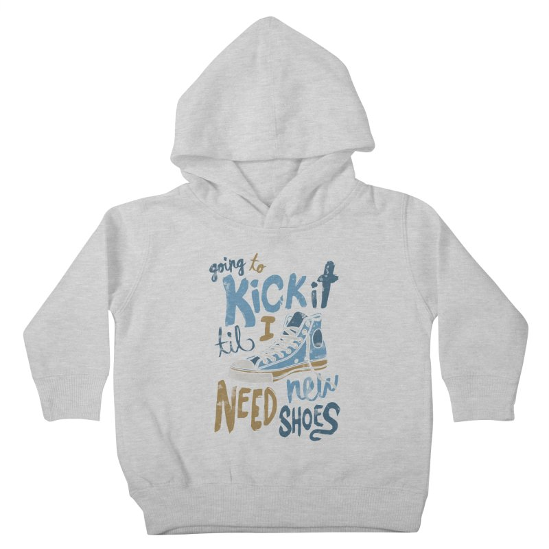 Kick It Kids Toddler Pullover Hoody by J D STONE