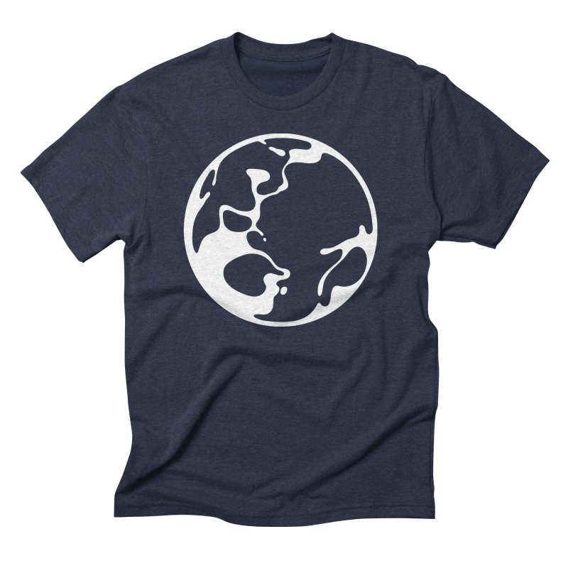 Moon Light Men's T-Shirt by Jean Goode's Artist Shop
