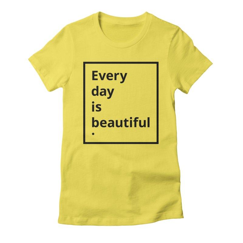EDIB Black Women's T-Shirt by Jean Goode's Artist Shop