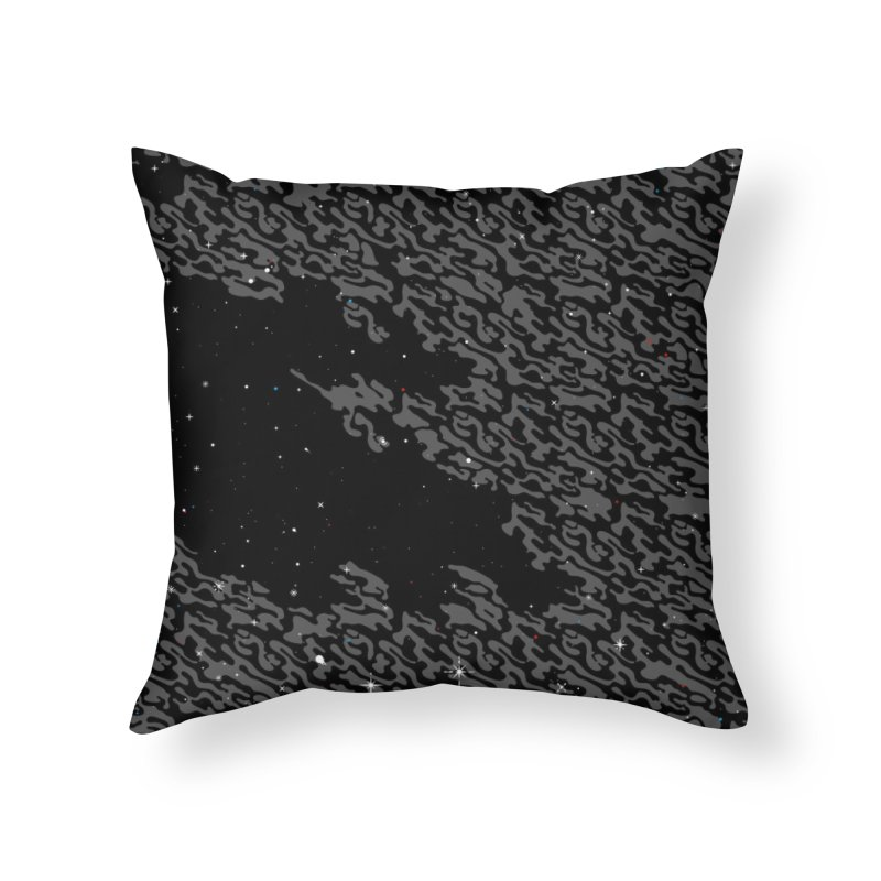 She's Dreaming Throw Pillow Home Throw Pillow by Jean Goode's Artist Shop