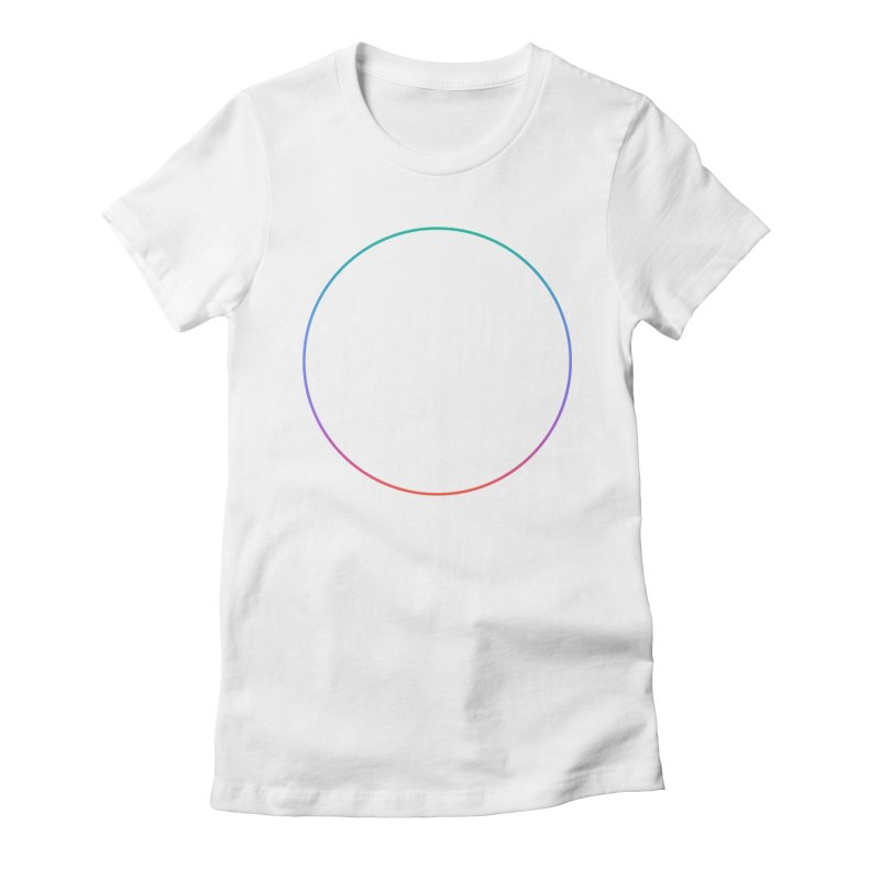 Reconsider_Colors Women's T-Shirt by Jean Goode's Artist Shop
