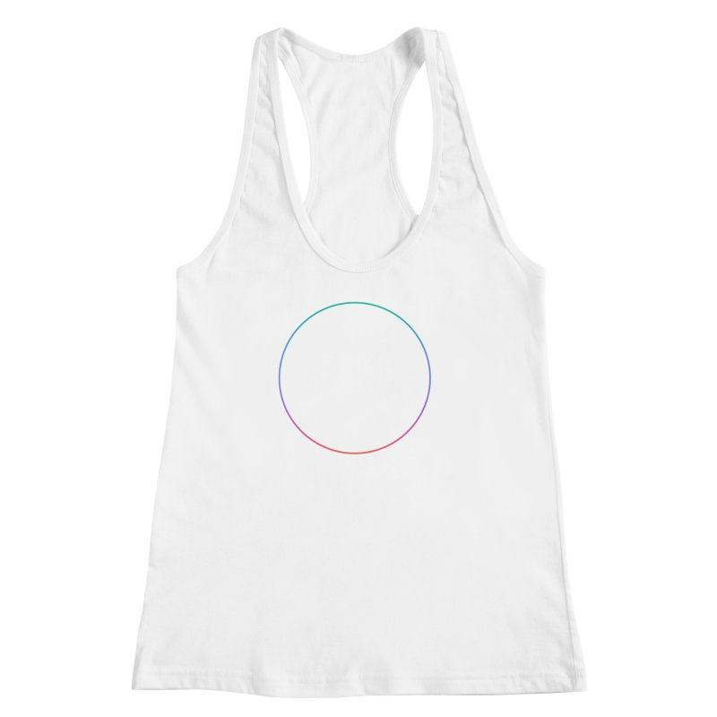 Reconsider_Colors Women's Tank by Jean Goode's Artist Shop
