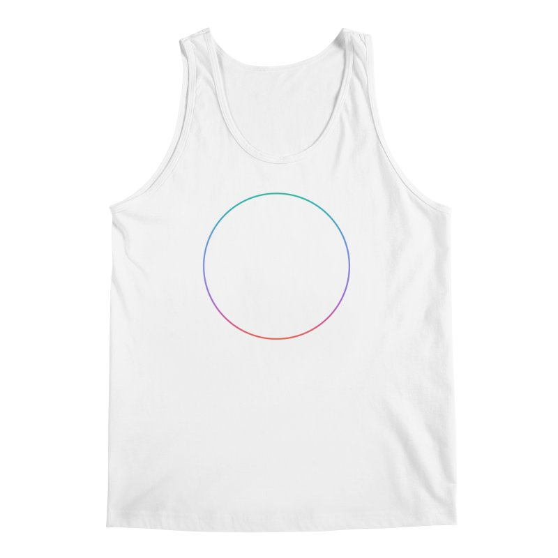 Reconsider_Colors Men's Tank by Jean Goode's Artist Shop