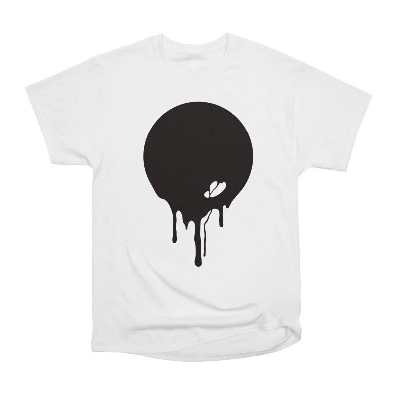 Moon Drip Men's Classic T-Shirt by Jean Goode's Artist Shop