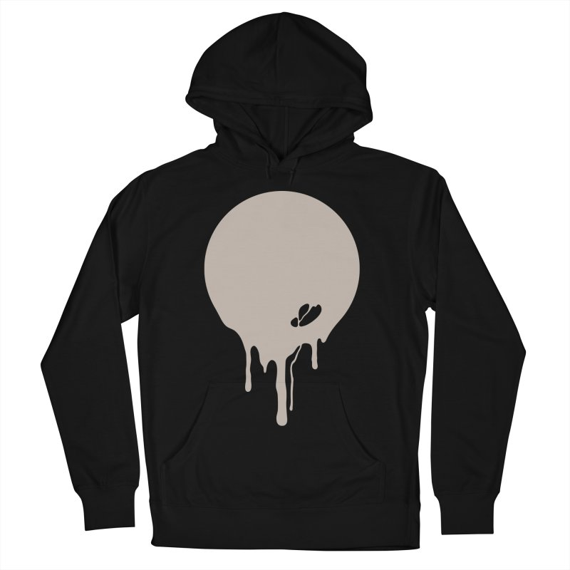 Moon Drip Women's Pullover Hoody by Jean Goode's Artist Shop
