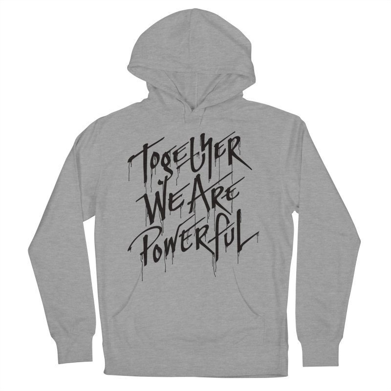 Together Women's Pullover Hoody by Jean Goode's Artist Shop