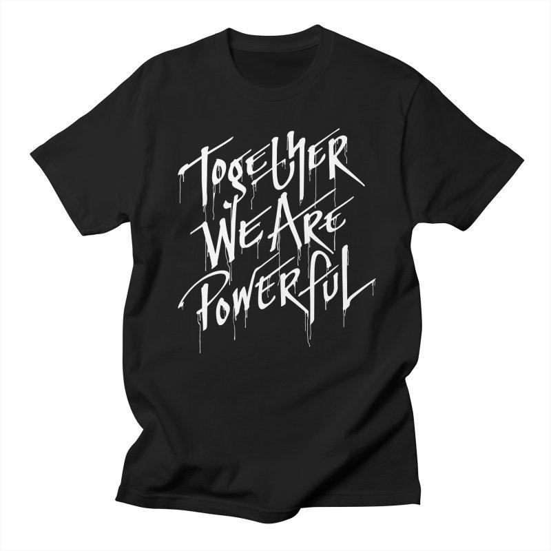 Together Men's T-Shirt by Jean Goode's Artist Shop