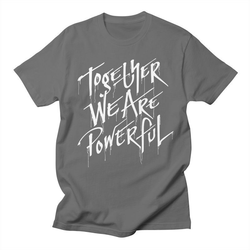 Together Men's T-Shirt by Jean Goode's Artist Shop