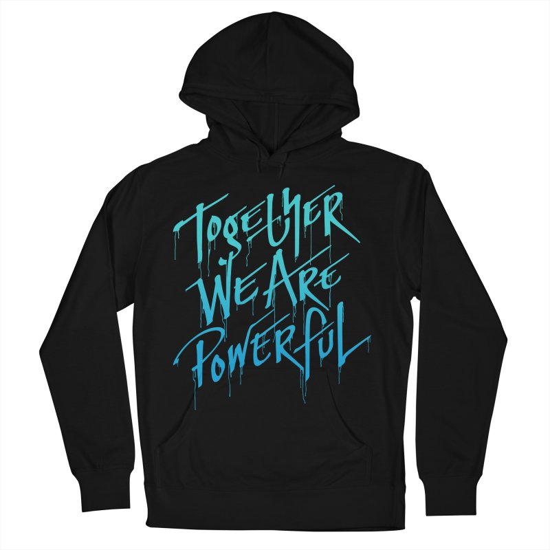 Together Men's Pullover Hoody by Jean Goode's Artist Shop