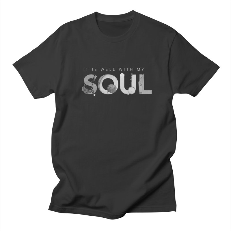 It's well with my soul Men's T-Shirt by jeannecosta's Shop