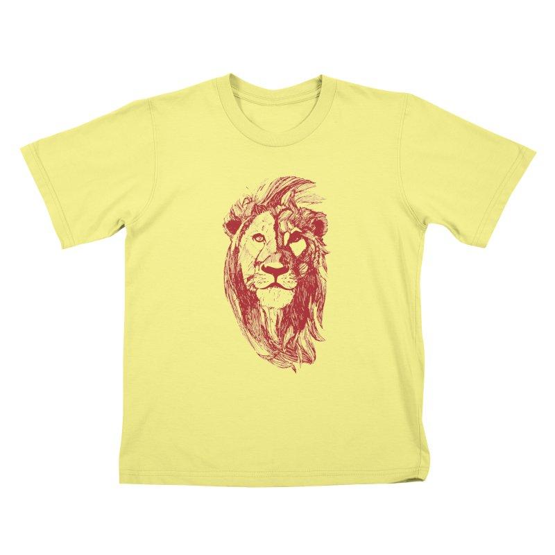 King Kids T-shirt by Jeannie Hart's Thread Shop