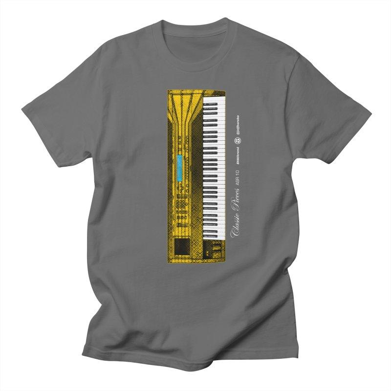 Classic Pieces ASR 10 Men's T-Shirt by Ankh, Shield & Circle