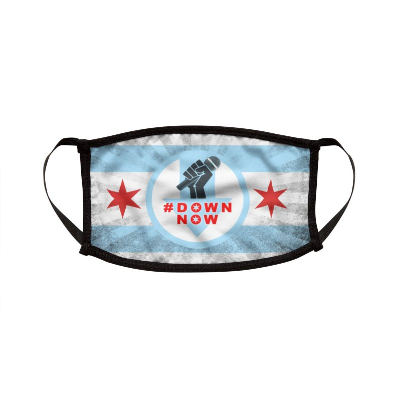 The #DOWNNOW Facemask Accessories Face Mask by Ankh, Shield & Circle