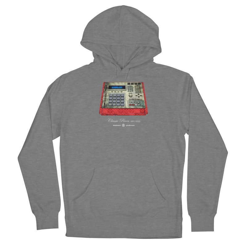 Classic Pieces MPC 3000 Women's Pullover Hoody by Ankh, Shield & Circle