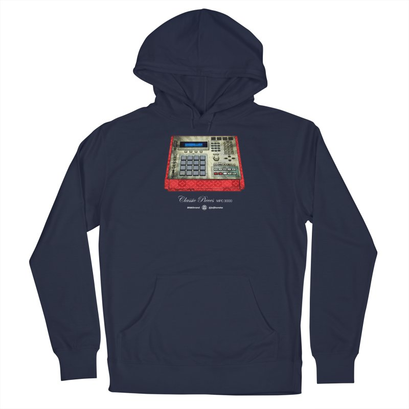 Classic Pieces MPC 3000 Men's Pullover Hoody by Ankh, Shield & Circle
