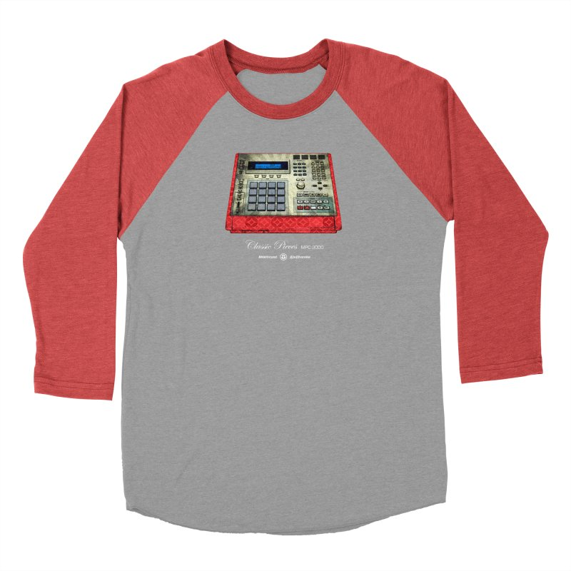 Classic Pieces MPC 3000 Men's Longsleeve T-Shirt by Ankh, Shield & Circle
