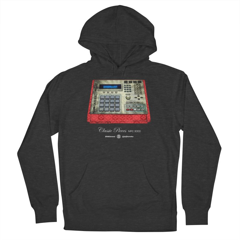 Classic Pieces MPC 3000 Women's French Terry Pullover Hoody by Ankh, Shield & Circle