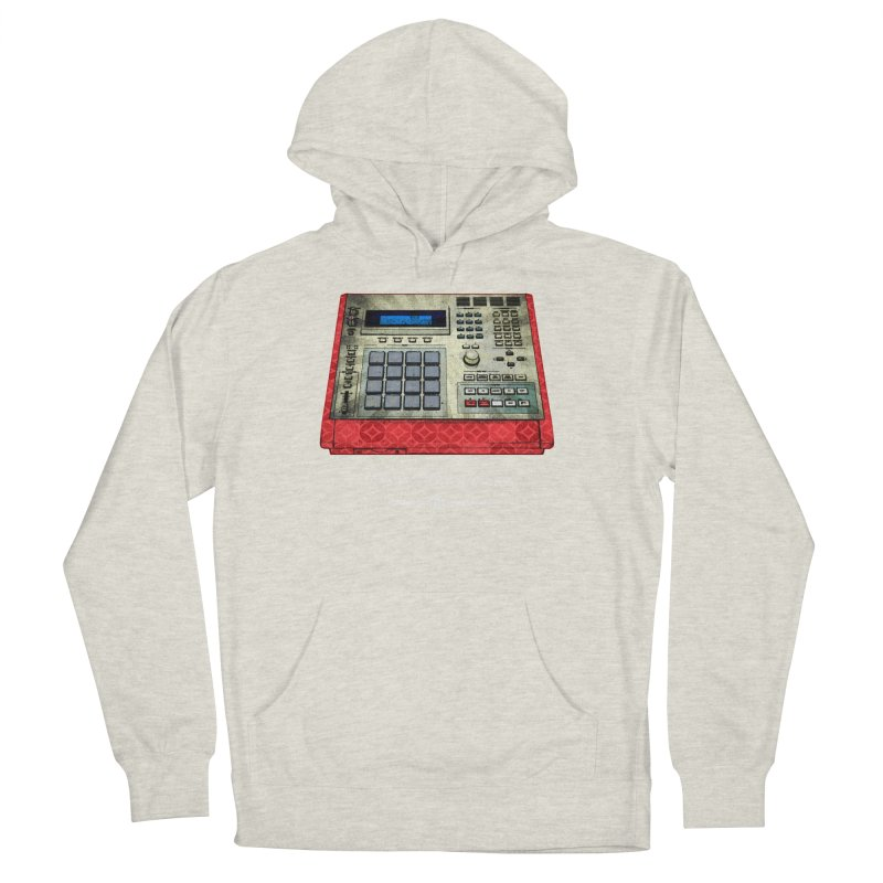 Classic Pieces MPC 3000 Men's French Terry Pullover Hoody by Ankh, Shield & Circle
