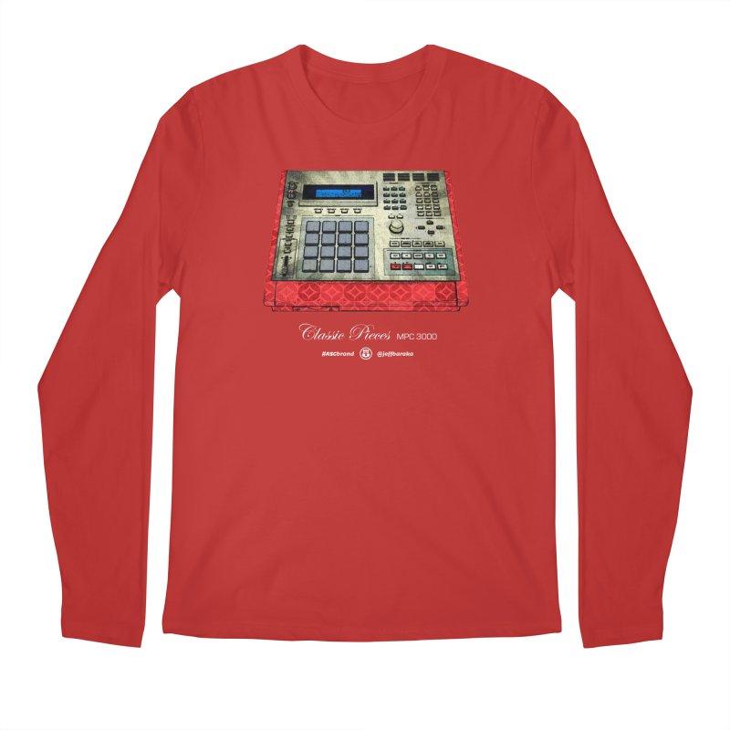 Classic Pieces MPC 3000 Men's Regular Longsleeve T-Shirt by Ankh, Shield & Circle