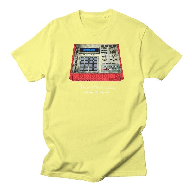 Classic Pieces MPC 3000 Women's Regular Unisex T-Shirt by Ankh, Shield & Circle