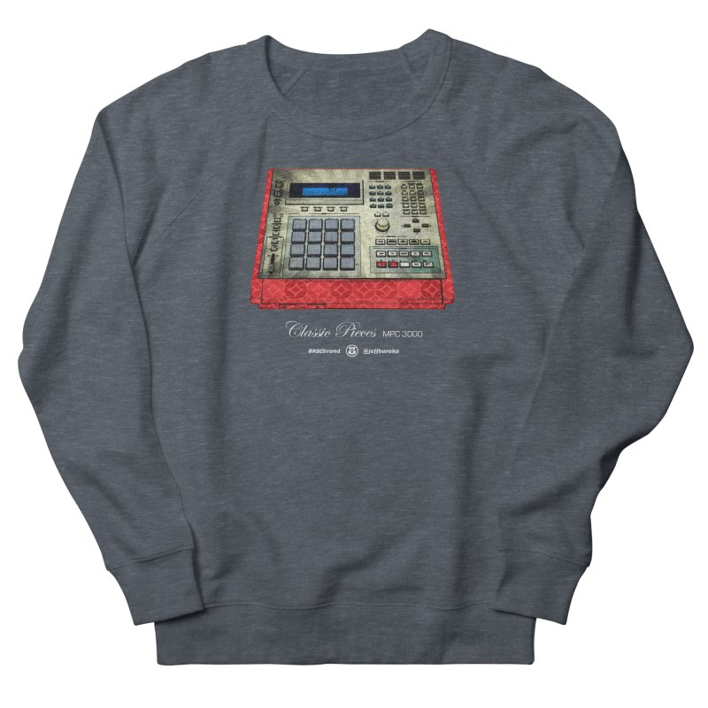 Classic Pieces MPC 3000 Women's French Terry Sweatshirt by Ankh, Shield & Circle