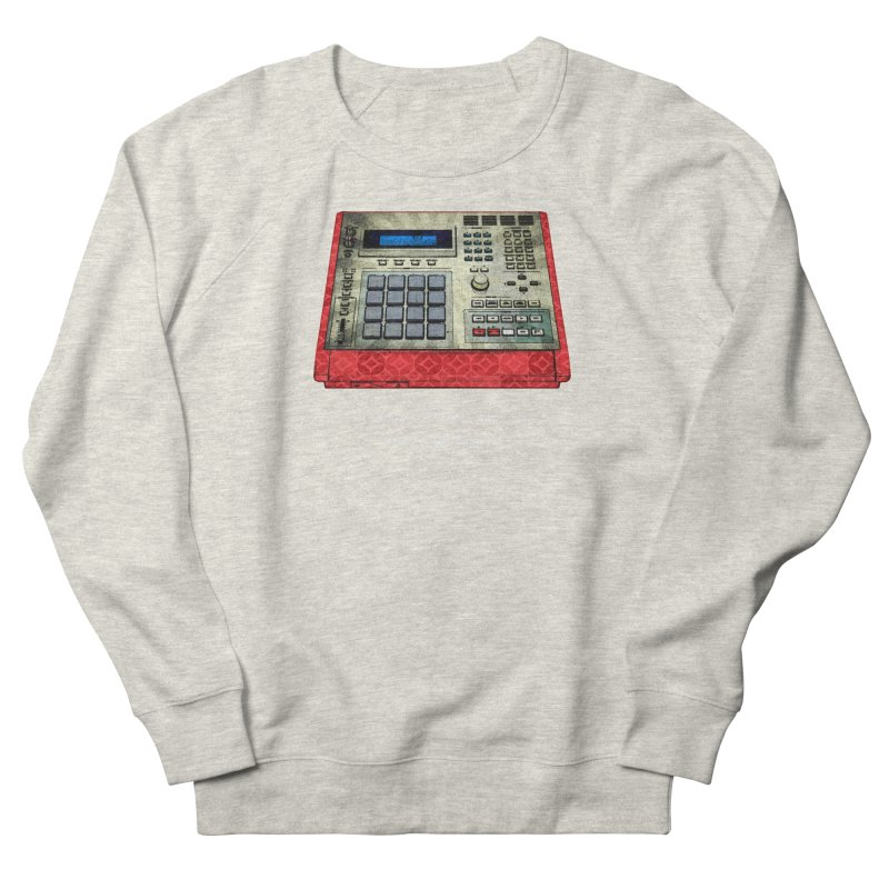 Classic Pieces MPC 3000 Men's French Terry Sweatshirt by Ankh, Shield & Circle