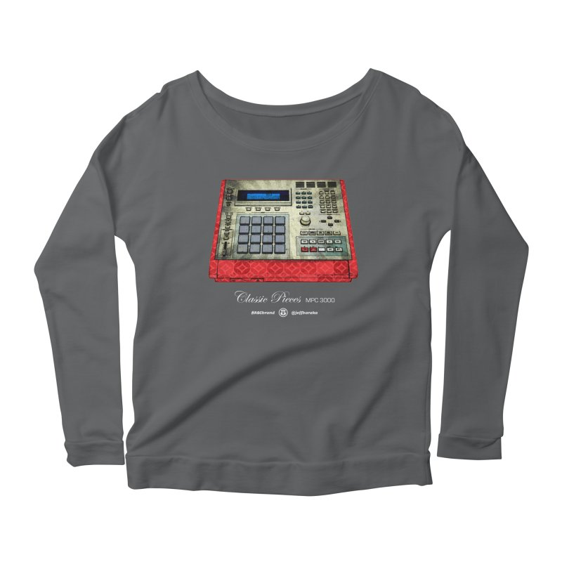 Classic Pieces MPC 3000 Women's Longsleeve T-Shirt by Ankh, Shield & Circle
