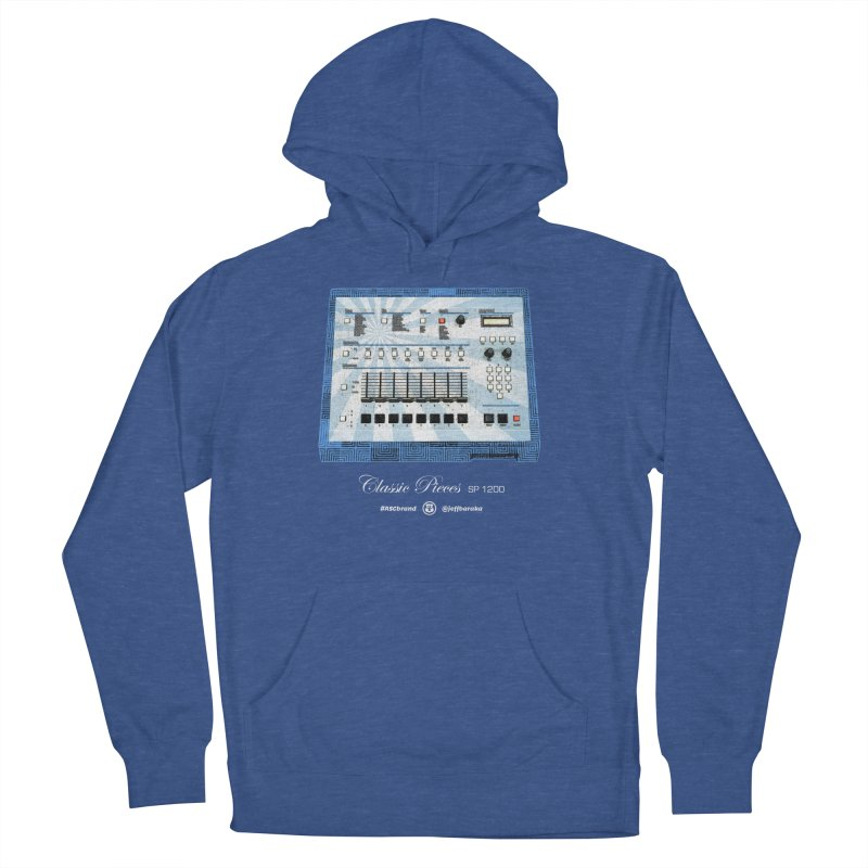 Classic Pieces SP 1200 Men's French Terry Pullover Hoody by Ankh, Shield & Circle