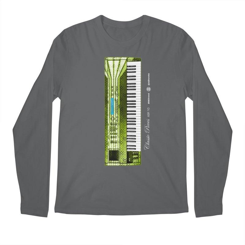 Classic Pieces ASR 10 Men's Longsleeve T-Shirt by Ankh, Shield & Circle