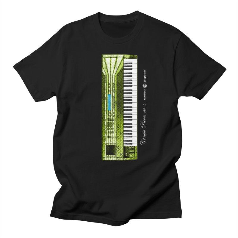 Classic Pieces ASR 10 Men's Regular T-Shirt by Ankh, Shield & Circle