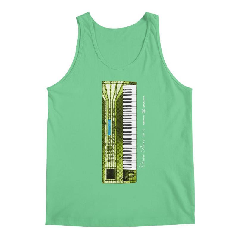 Classic Pieces ASR 10 Men's Tank by Ankh, Shield & Circle