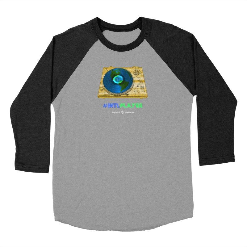 INTLPLAYER B-side Men's Longsleeve T-Shirt by Ankh, Shield & Circle