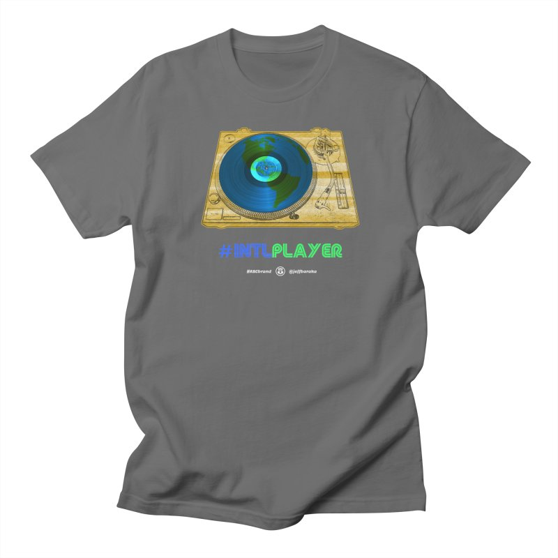 INTLPLAYER B-side Women's T-Shirt by Ankh, Shield & Circle