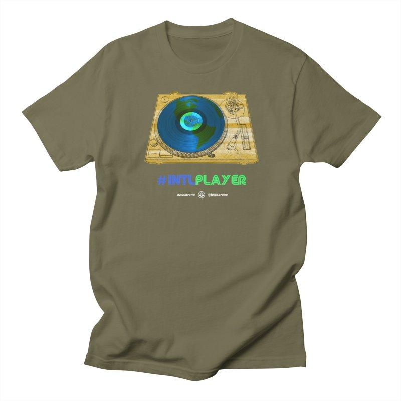 INTLPLAYER B-side Women's T-Shirt by Ankh, Shield & Circle