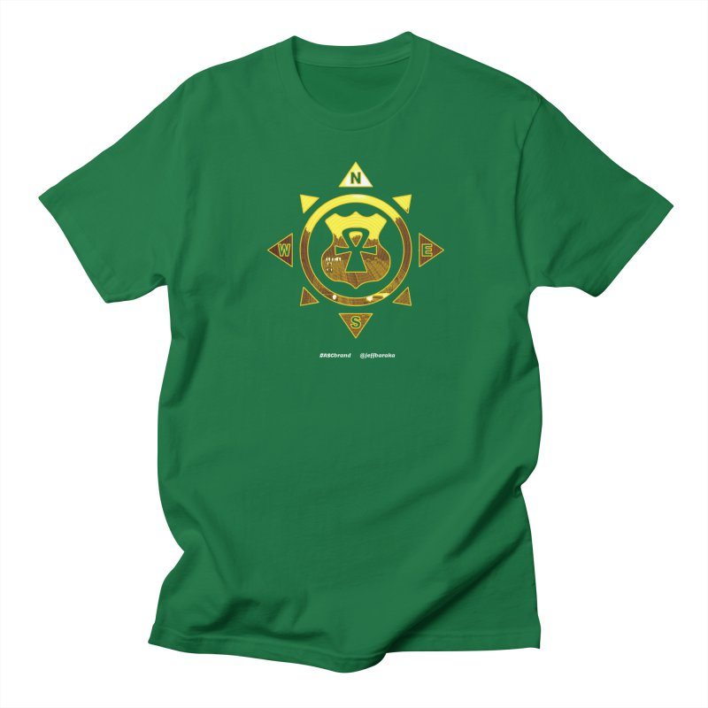 ASC Compass Women's Regular Unisex T-Shirt by Ankh, Shield & Circle