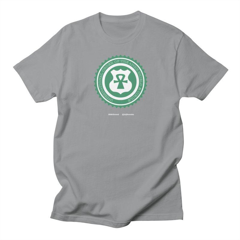ASC Dollar Seal Men's Regular T-Shirt by Ankh, Shield & Circle