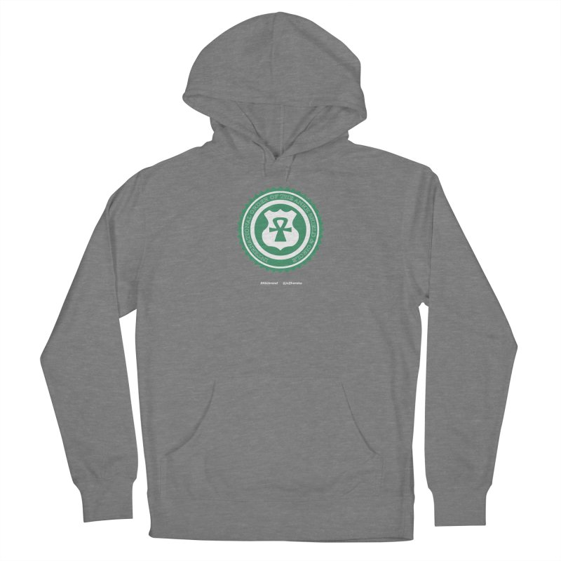 ASC Dollar Seal Women's Pullover Hoody by Ankh, Shield & Circle