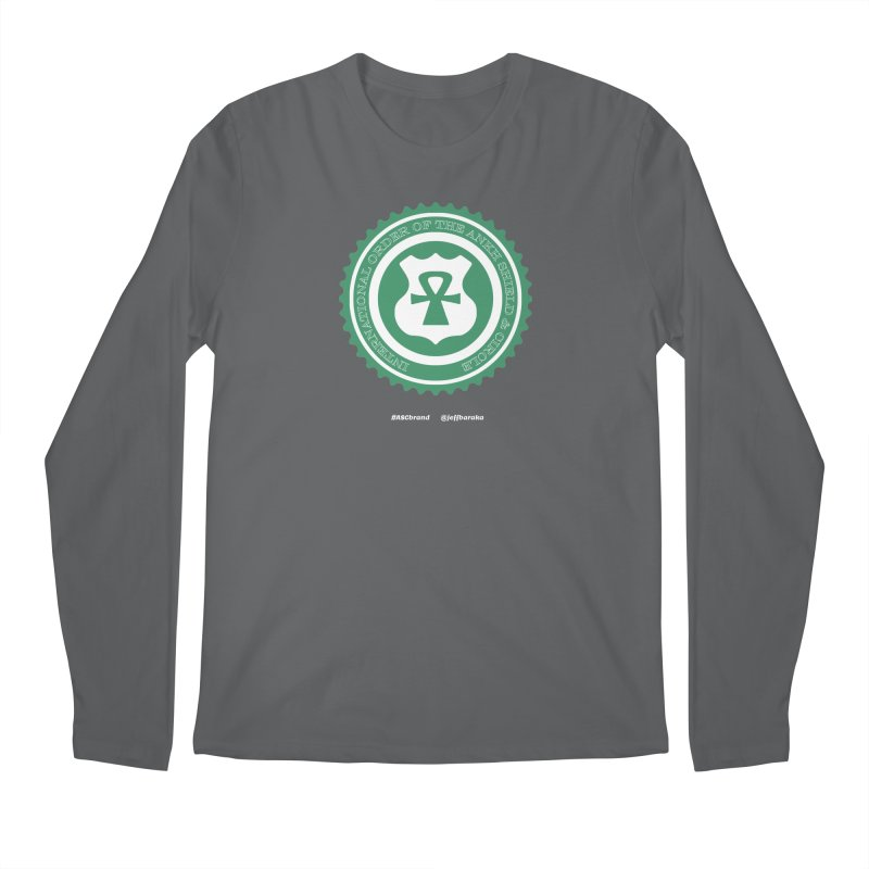 ASC Dollar Seal Men's Regular Longsleeve T-Shirt by Ankh, Shield & Circle