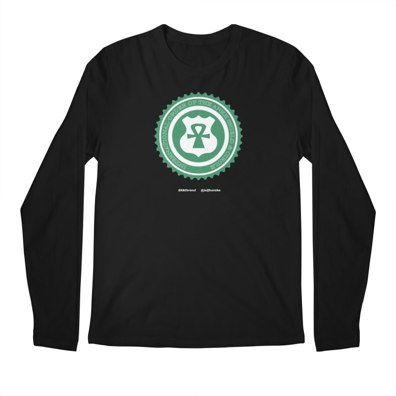 ASC Dollar Seal Men's Regular Longsleeve T-Shirt by Ankh, Shield & Circle