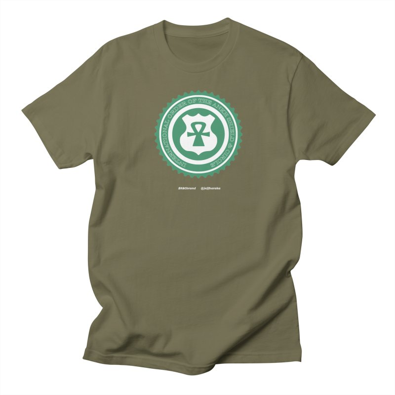 ASC Dollar Seal Women's Regular Unisex T-Shirt by Ankh, Shield & Circle